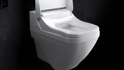 马桶动画NK Concept - Intelligent toilet