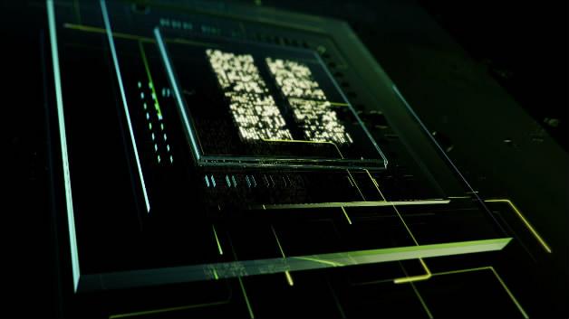 Nvidia Titan X 英伟达主板动画