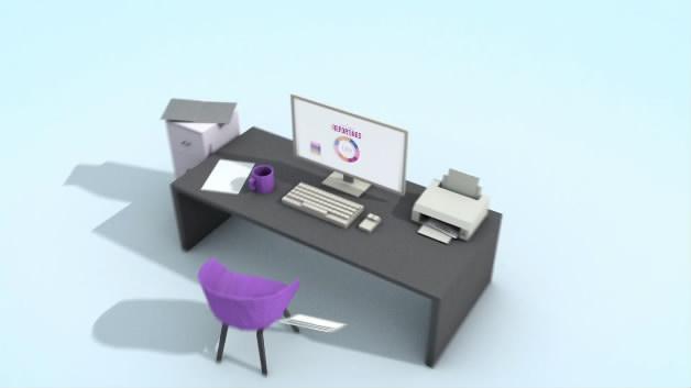 软件处理中心MG动画三维MG