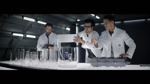 MOTO-手机广告实验手机