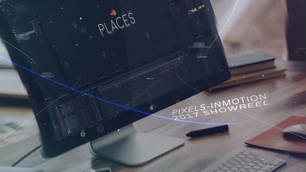 PIXELS-INMOTION Showreel 2017 样片参考