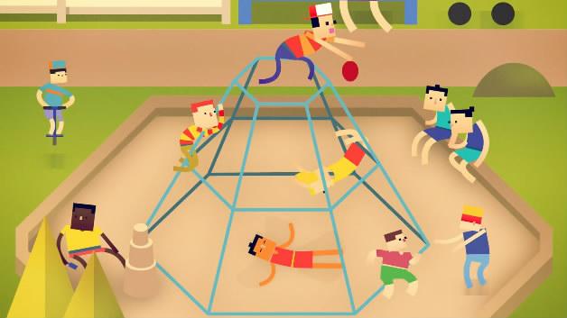 GOOGLE谷歌动画MG动画角色人物小人