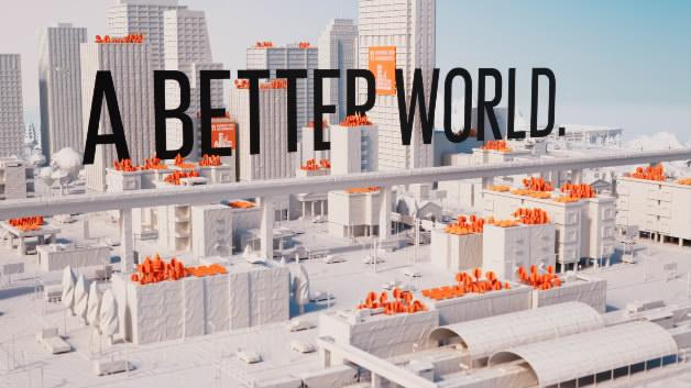 WDO-纸张世界纸张动画文字纸折叠