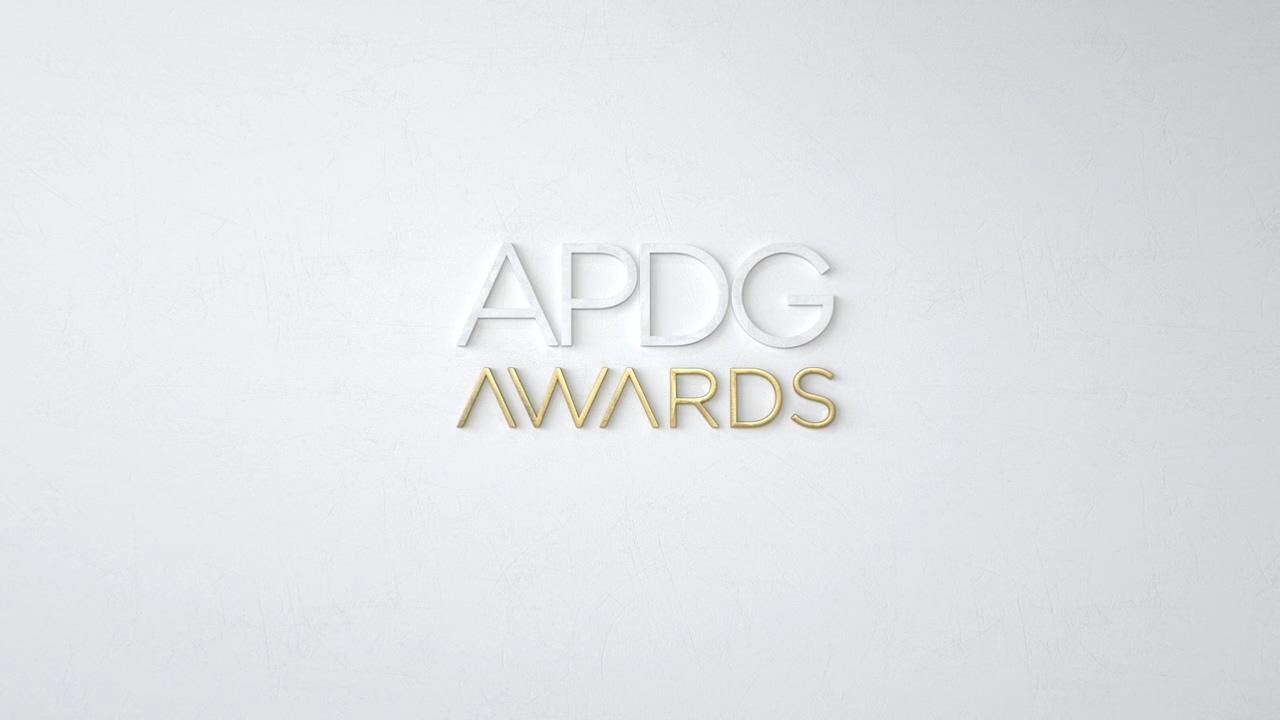 C4D风格亮白质感颁奖开场动画创意镜头