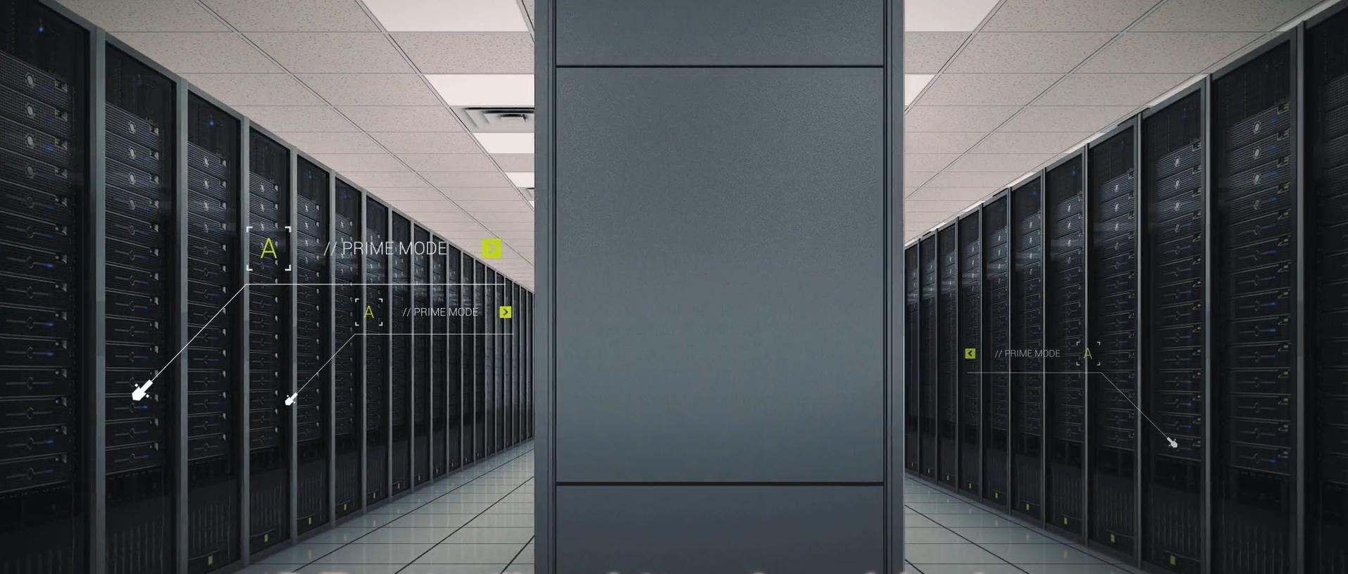 科技互联网团队服务器监控台科技