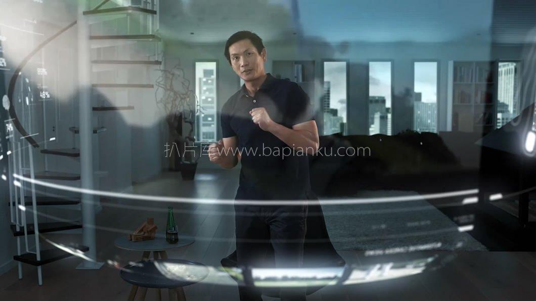 样片库参考|康宁玻璃科技虚拟屏幕科技未来