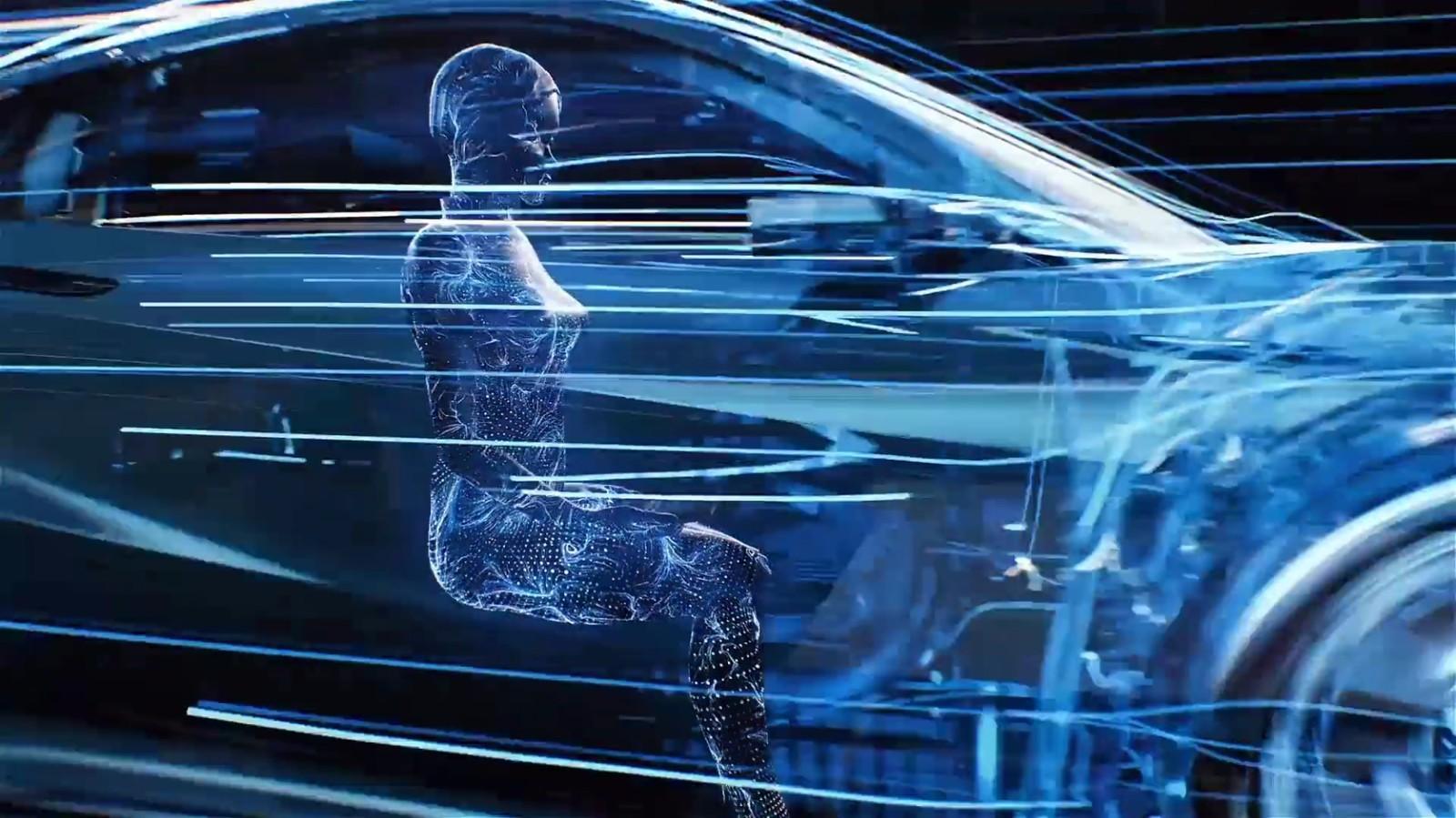 科技样片参考|未来智能|无人驾驶|AI智慧城市|Samsung CES
