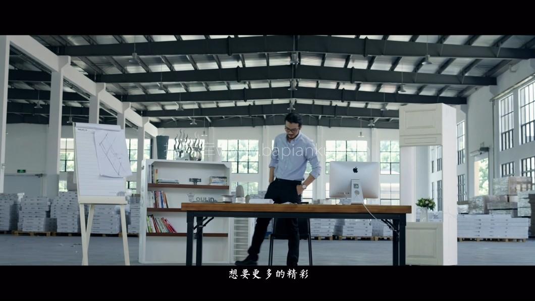 高端水槽洗碗机产品三维流体广告商务设计研发宣传片4K