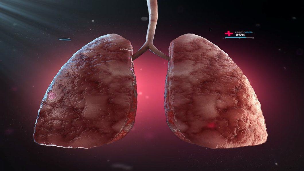 新冠病毒肺炎科技包装创意