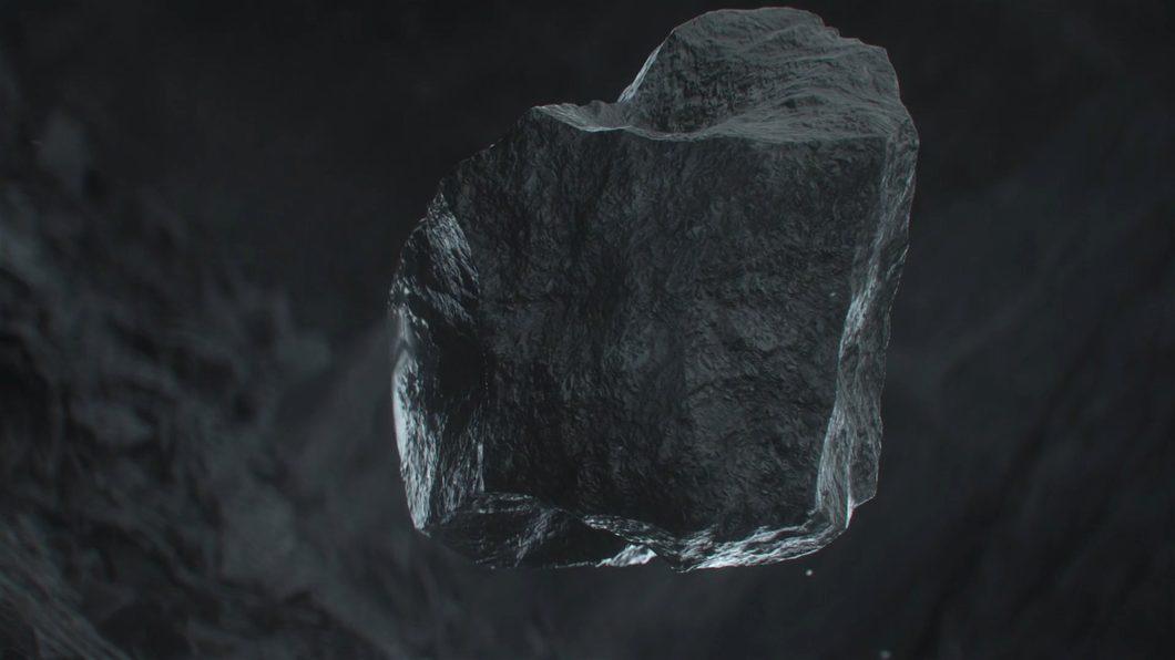 岩石暗黑水晶晶体质感磨砂智能手环分解融合